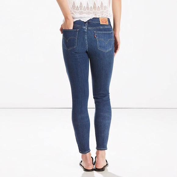Levi's Denim - Levi's 711 Skinny Ankle Jeans